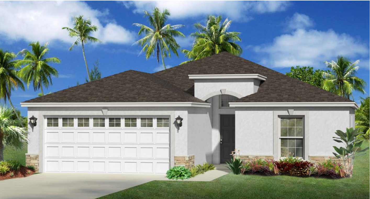 Covenant Homes Rendering of Home Design