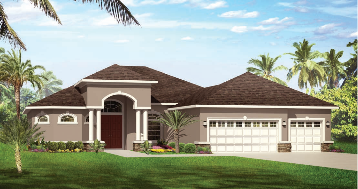 The Patricia Anne Home Floor Plan