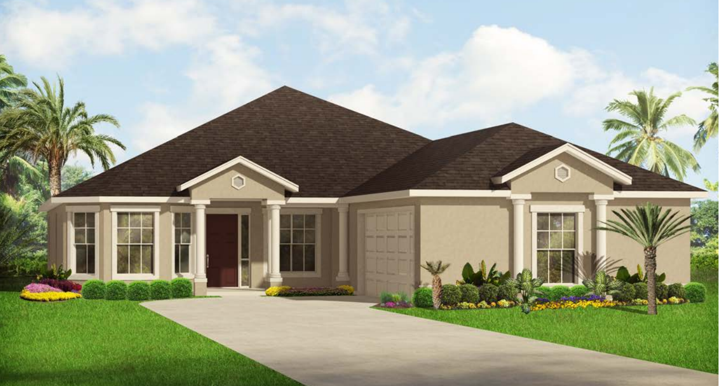 The Talia Home Floor Plan | Covenant Homes