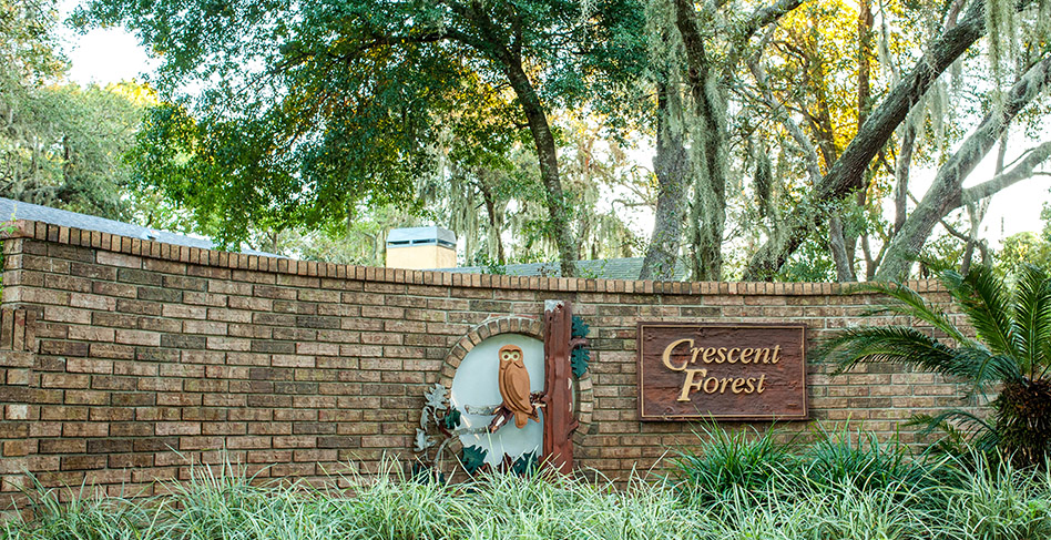 Covenant Homes Works with Crescent Forest