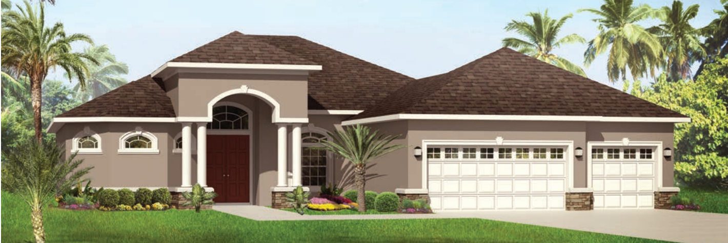 Patricia Anne Model Home | Covenant Homes