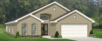 Adalia Model Home in Dunedin, FL | Covenant Homes