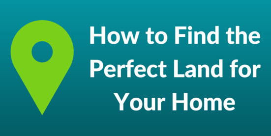 how to find the perfect land pasco homebuilder