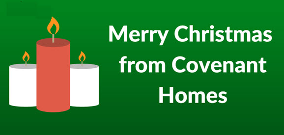 merry christmas covenant homes