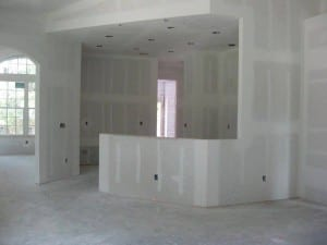 Drywall is Part of the Home Build Process | Covenant Homes