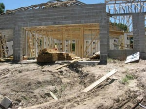 Home Framing in the Home Build Process | Covenant Homes