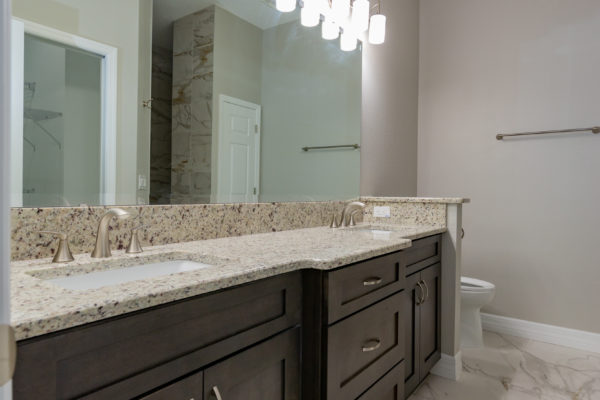 Master Bathroom Vanity Design