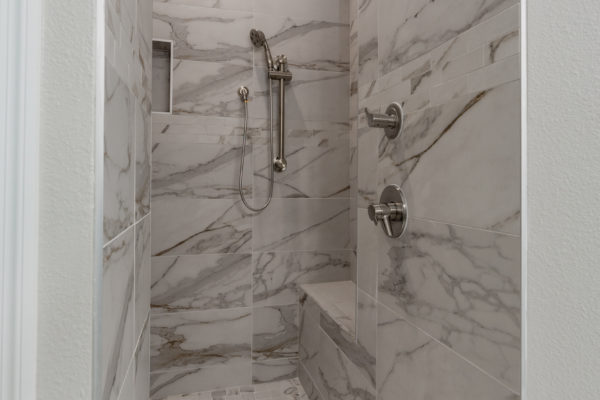 Master Bathroom Shower Design