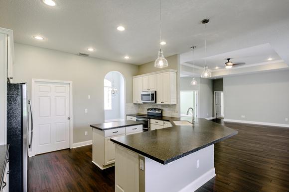 Custom Kitchen Design | Covenant Homes