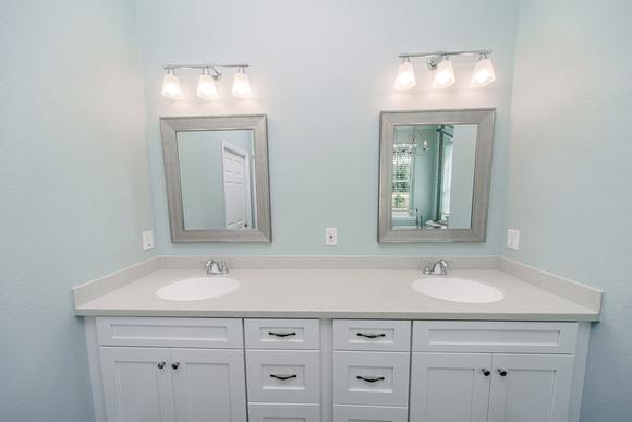 Custom Bathroom Design | Covenant Homes
