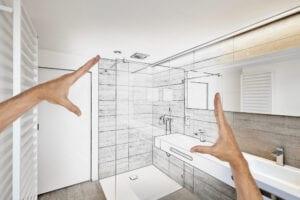 Bathroom Trick