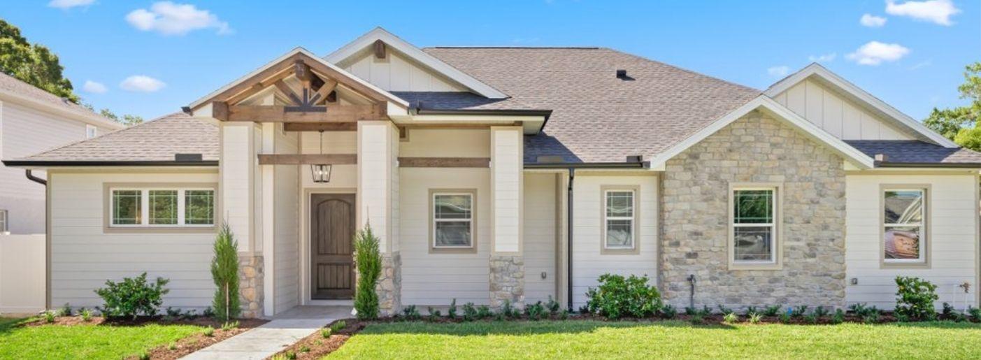 custom built home | Dawn Marie floor plan